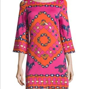 Julie Brown Pink Sierra Dress